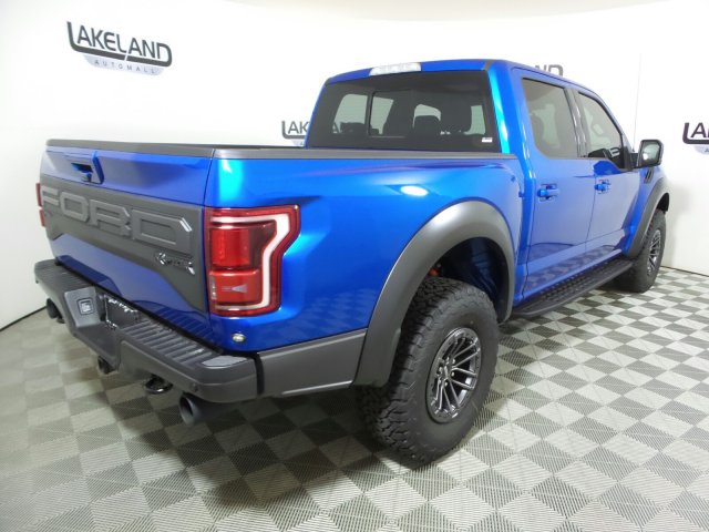 2019 F-150 SuperCrew Cab 4x4,  Pickup #19T0216 - photo 4