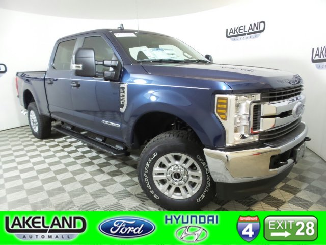 2019 F-250 Crew Cab 4x4,  Pickup #19T0227 - photo 1