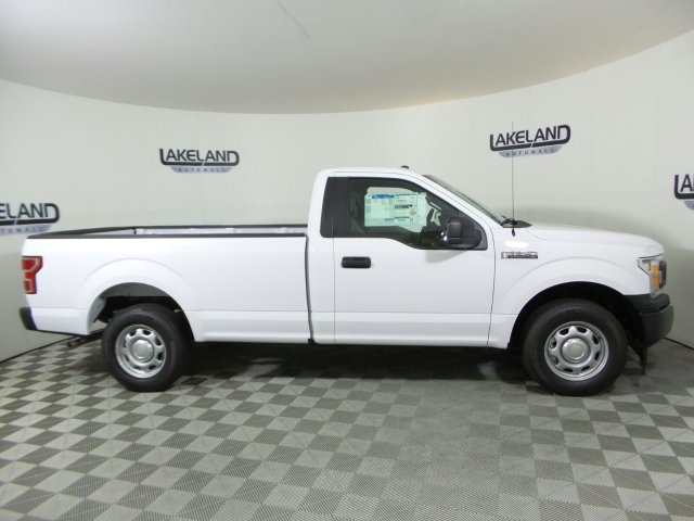 2018 F-150 Regular Cab 4x2,  Pickup #4467FD - photo 4