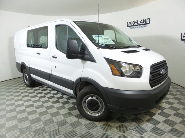 2018 Transit 250 Low Roof 4x2,  Empty Cargo Van #4489FD - photo 3
