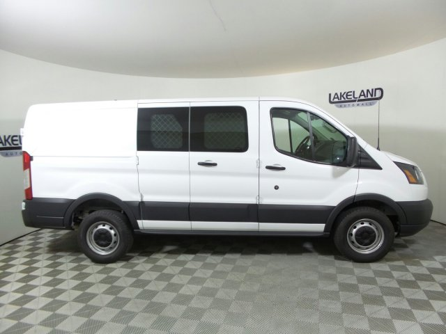 2018 Transit 250 Low Roof 4x2,  Empty Cargo Van #4489FD - photo 4
