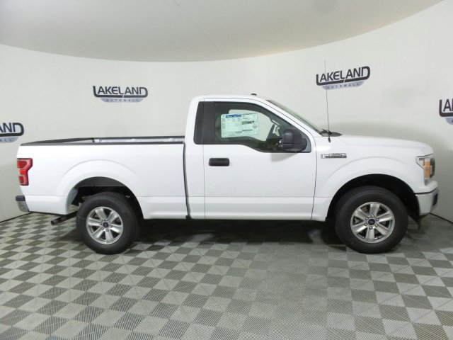 2018 F-150 Regular Cab 4x2,  Pickup #4499F - photo 4