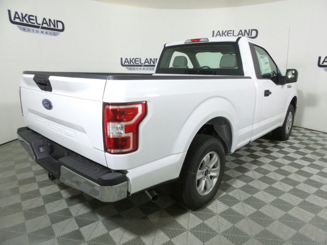 2018 F-150 Regular Cab 4x2,  Pickup #4499F - photo 2