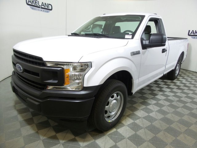 2019 F-150 Regular Cab 4x2,  Pickup #4528F - photo 7