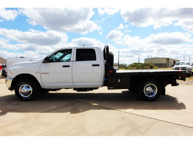 2017 Ram 3500 Crew Cab DRW 4x4,  Platform Body #HG758788 - photo 5