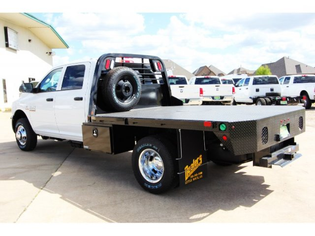 2017 Ram 3500 Crew Cab DRW 4x4,  Platform Body #HG758788 - photo 6