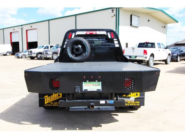 2017 Ram 3500 Crew Cab DRW 4x4, Platform Body #HG758788 - photo 7