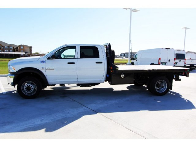 2017 Ram 5500 Crew Cab DRW 4x4, Platform Body #HG773179 - photo 5