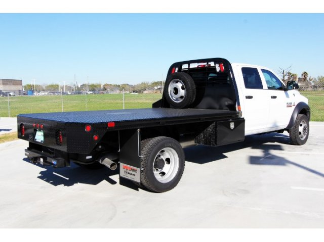 2017 Ram 5500 Crew Cab DRW 4x4, Platform Body #HG773179 - photo 2