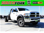 2017 Ram 5500 Crew Cab DRW 4x4, Platform Body #HG773179 - photo 1