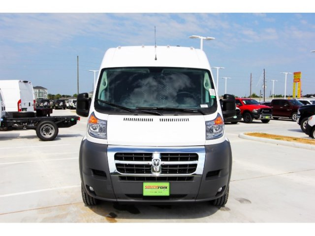 2018 ProMaster 2500 High Roof 4x2,  Empty Cargo Van #JE100859 - photo 3