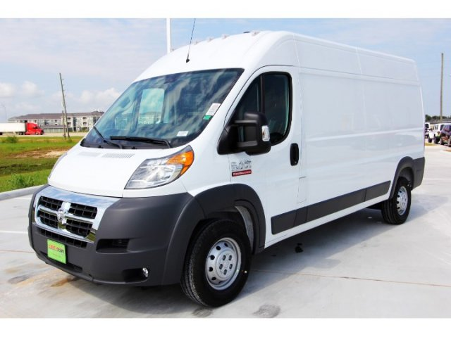 2018 ProMaster 2500 High Roof 4x2,  Empty Cargo Van #JE100859 - photo 4
