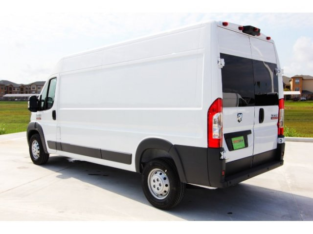 2018 ProMaster 2500 High Roof 4x2,  Empty Cargo Van #JE100859 - photo 6