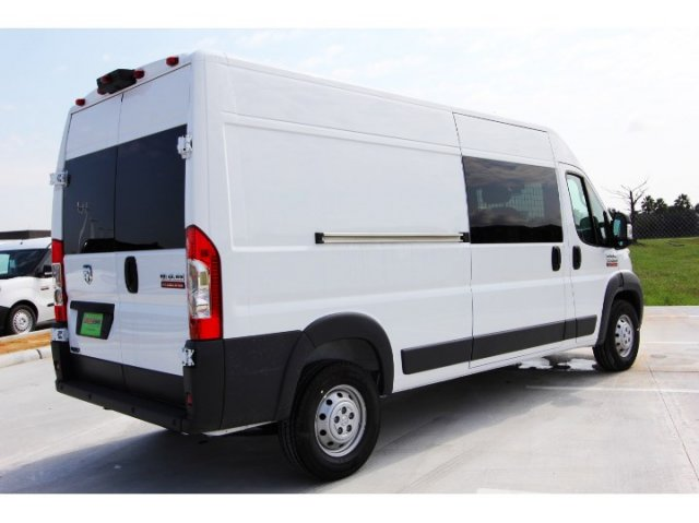 2018 ProMaster 2500 High Roof 4x2,  Empty Cargo Van #JE100859 - photo 2