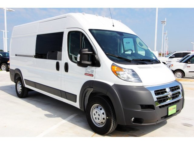 2018 ProMaster 2500 High Roof 4x2,  Empty Cargo Van #JE100859 - photo 9