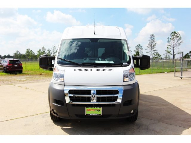 2018 ProMaster 1500 High Roof 4x2,  Empty Cargo Van #JE108541 - photo 3
