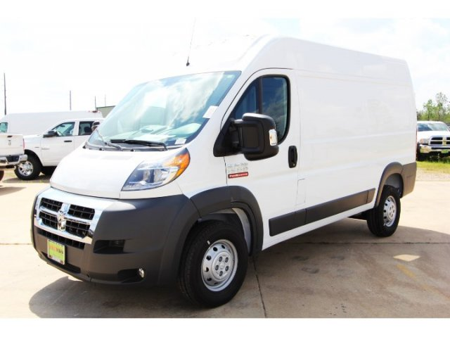 2018 ProMaster 1500 High Roof 4x2,  Empty Cargo Van #JE108541 - photo 4