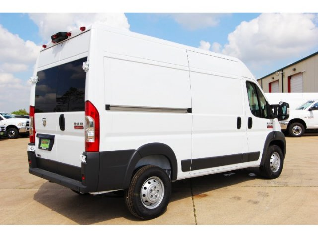2018 ProMaster 1500 High Roof 4x2,  Empty Cargo Van #JE108541 - photo 2