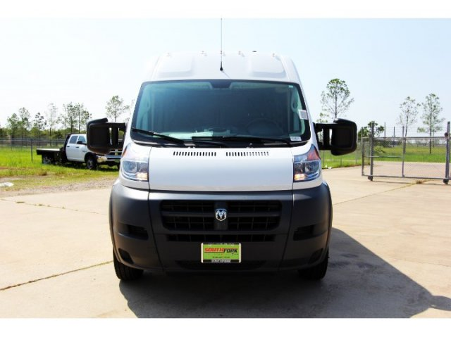 2018 ProMaster 2500 High Roof 4x2,  Empty Cargo Van #JE108752 - photo 3