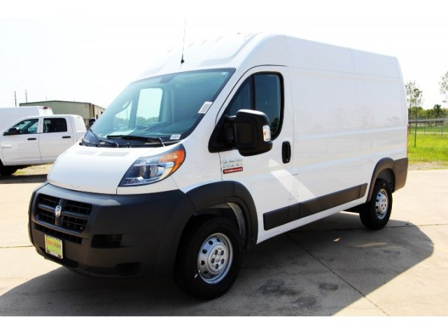 2018 ProMaster 2500 High Roof 4x2,  Empty Cargo Van #JE108752 - photo 4