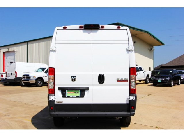 2018 ProMaster 2500 High Roof 4x2,  Empty Cargo Van #JE108752 - photo 7