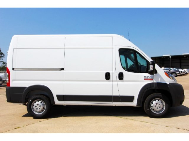2018 ProMaster 2500 High Roof 4x2,  Empty Cargo Van #JE108752 - photo 8