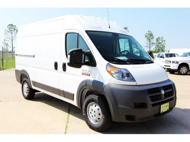 2018 ProMaster 2500 High Roof 4x2,  Empty Cargo Van #JE108752 - photo 9