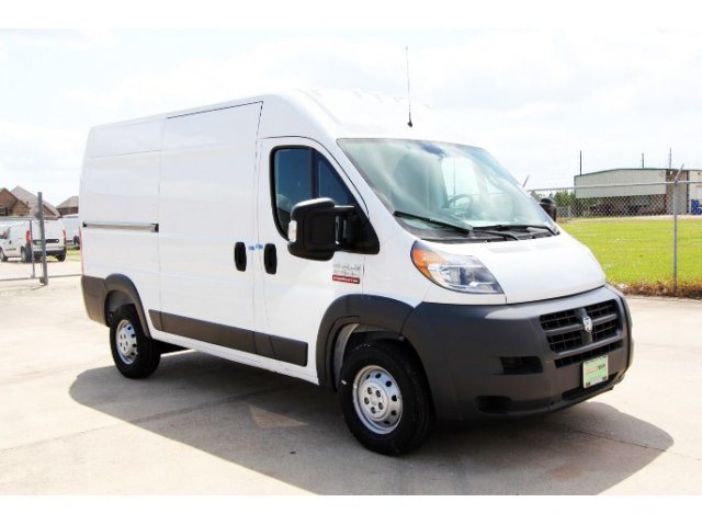 2018 ProMaster 2500 High Roof 4x2,  Empty Cargo Van #JE108753 - photo 10