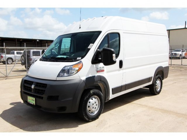2018 ProMaster 2500 High Roof 4x2,  Empty Cargo Van #JE108753 - photo 4