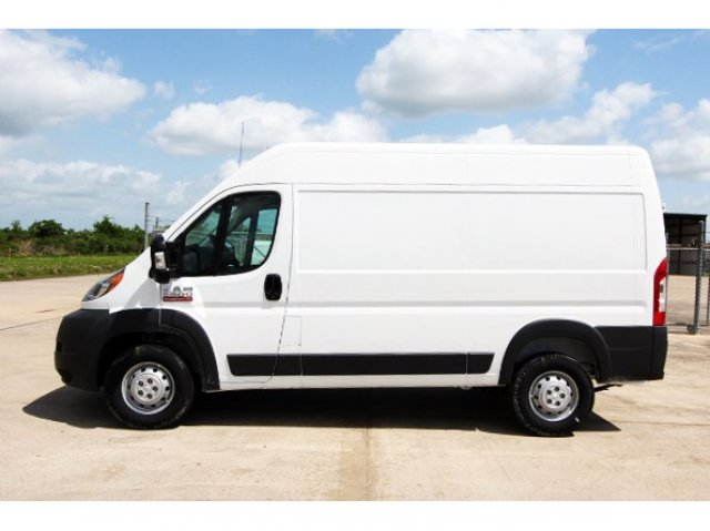 2018 ProMaster 2500 High Roof 4x2,  Empty Cargo Van #JE108753 - photo 5
