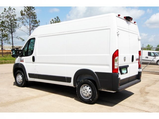 2018 ProMaster 2500 High Roof 4x2,  Empty Cargo Van #JE108753 - photo 6