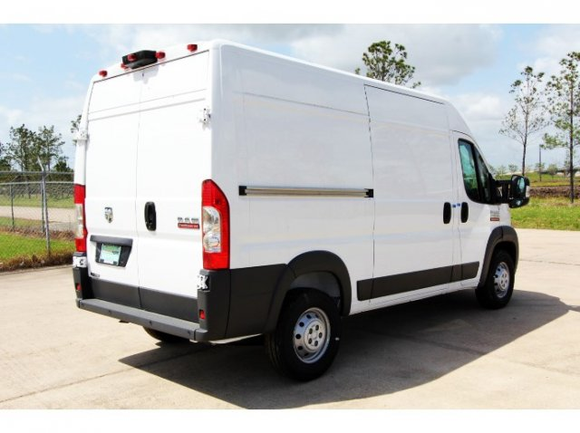 2018 ProMaster 2500 High Roof, Cargo Van #JE108753 - photo 8