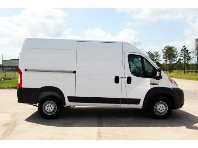 2018 ProMaster 2500 High Roof 4x2,  Empty Cargo Van #JE108753 - photo 9
