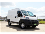 2018 ProMaster 2500 High Roof 4x2,  Empty Cargo Van #JE108753 - photo 1