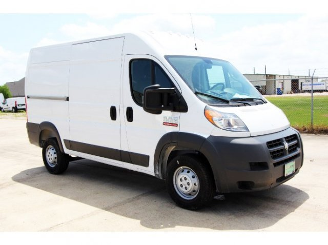 2018 ProMaster 1500 High Roof 4x2,  Empty Cargo Van #JE111839 - photo 10