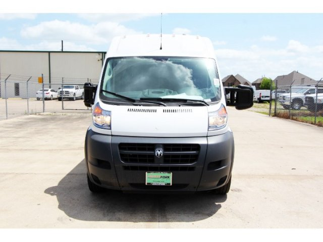 2018 ProMaster 1500 High Roof 4x2,  Empty Cargo Van #JE111839 - photo 4