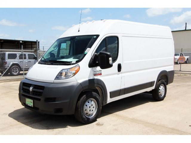 2018 ProMaster 1500 High Roof 4x2,  Empty Cargo Van #JE111839 - photo 3