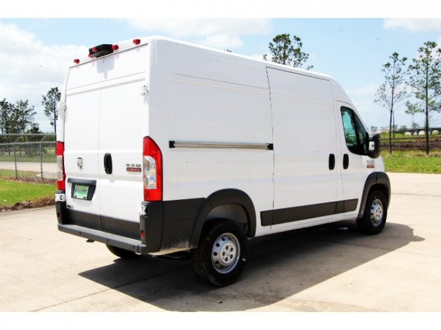 2018 ProMaster 1500 High Roof 4x2,  Empty Cargo Van #JE111839 - photo 8