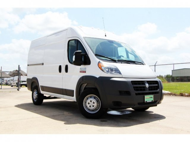 2018 ProMaster 1500 High Roof, Cargo Van #JE112386 - photo 3