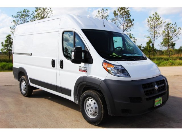 2018 ProMaster 1500 High Roof FWD,  Empty Cargo Van #JE112387 - photo 9