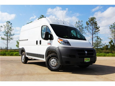 2018 ProMaster 1500 High Roof 4x2,  Empty Cargo Van #JE112387 - photo 1