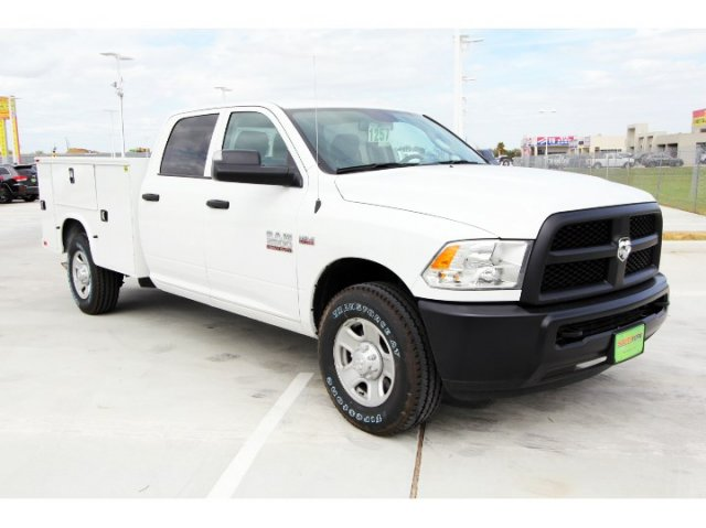 2018 Ram 2500 Crew Cab 4x2,  Service Body #JG189051 - photo 9