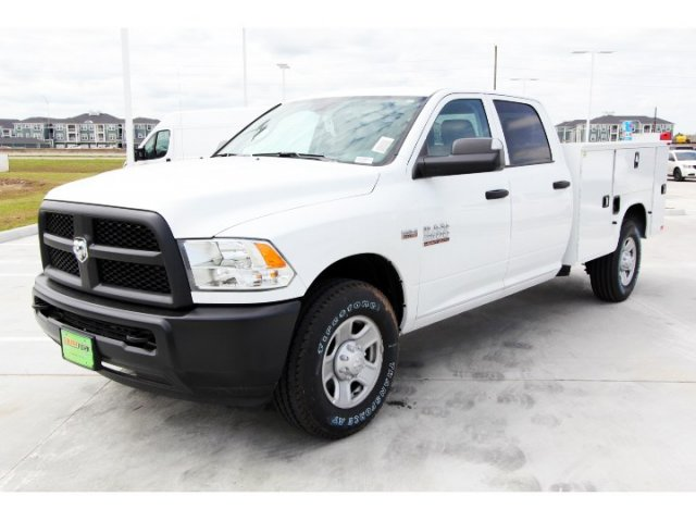 2018 Ram 2500 Crew Cab 4x2,  Service Body #JG189051 - photo 4