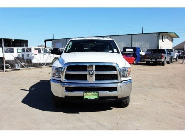 2018 Ram 3500 Crew Cab DRW 4x4,  CM Truck Beds Platform Body #JG295009 - photo 3