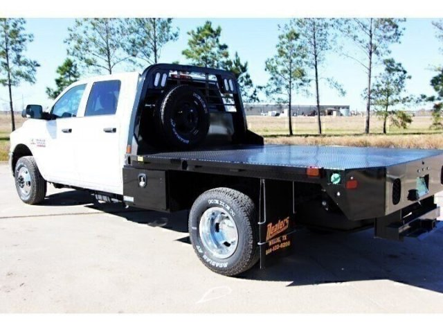 2018 Ram 3500 Crew Cab DRW 4x4,  CM Truck Beds Platform Body #JG295009 - photo 6