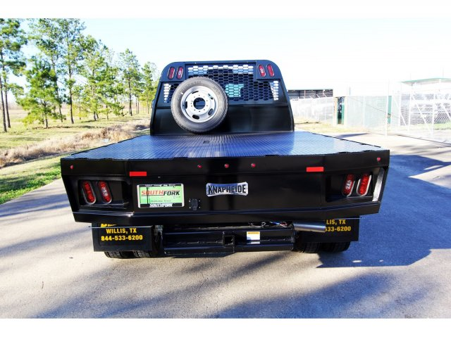 2018 Ram 4500 Crew Cab DRW 4x4,  Platform Body #JG320490 - photo 7