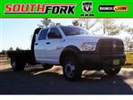 2018 Ram 4500 Crew Cab DRW 4x4,  Platform Body #JG320490 - photo 1