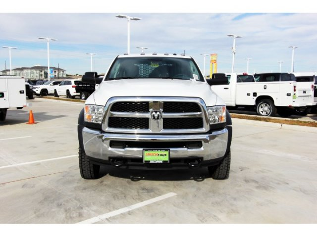 2018 Ram 5500 Crew Cab DRW 4x4,  Knapheide Platform Body #JG321354 - photo 3