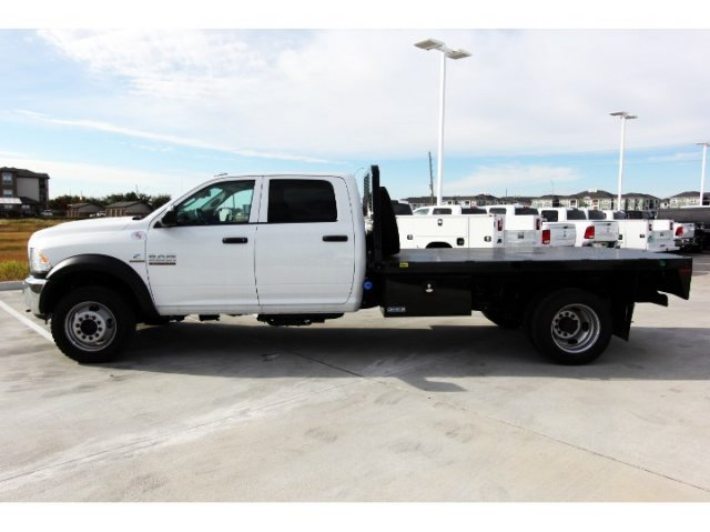 2018 Ram 5500 Crew Cab DRW 4x4,  Knapheide Platform Body #JG321354 - photo 5
