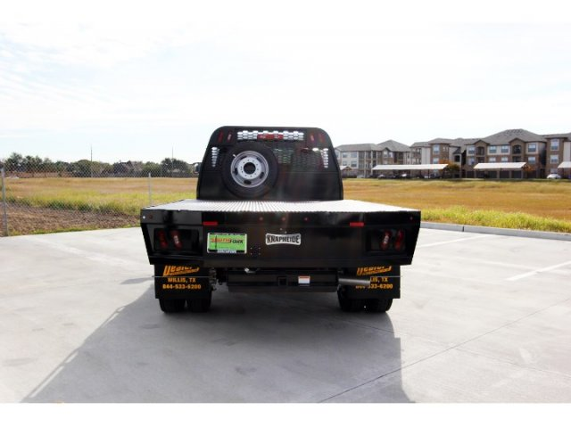 2018 Ram 5500 Crew Cab DRW 4x4,  Knapheide Platform Body #JG321354 - photo 7